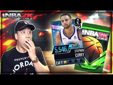 STAR PLAYER SET PACK OPENING!! GOLD - EMERALD IN PACKS!! NBA 2K MOBILE GAMEPLAY EP. 3!!