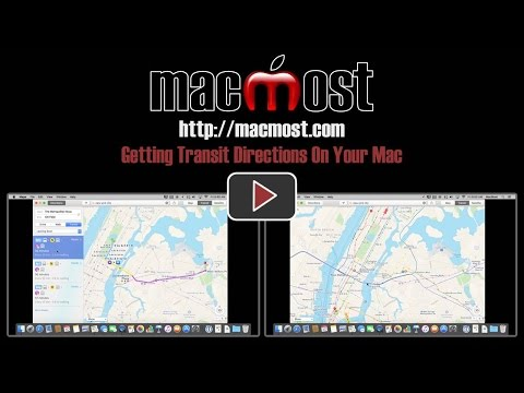 Getting Transit Directions On Your Mac (#1149)