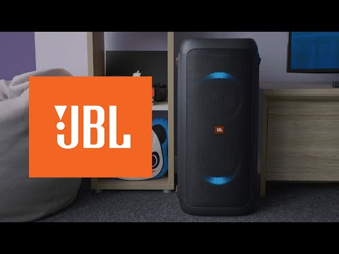 Самая большая акустика - JBL PartyBox!🔥
