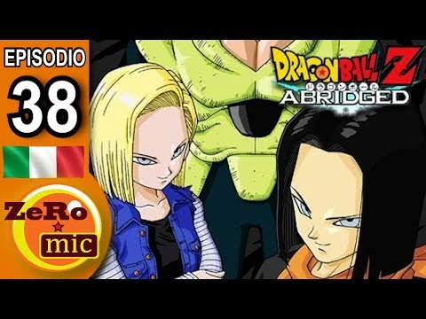 ZeroMic - Dragon Ball Z Abridged: Episodio 38 [ITA]