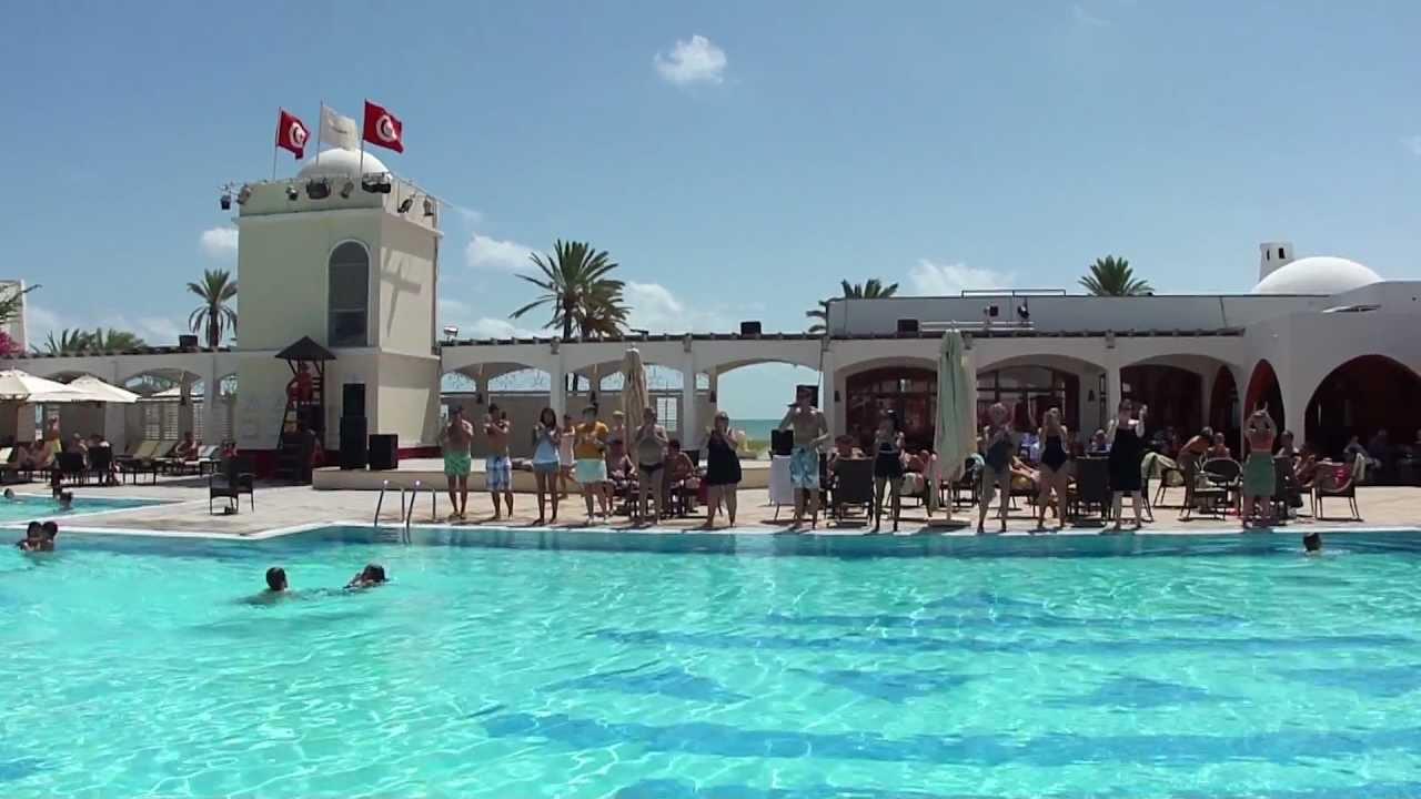 Crazy sign Sunlight des tropiques Club Med Djerba la