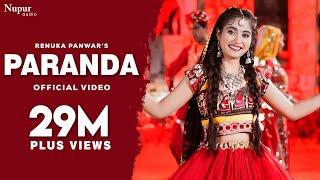 Paranda (Full Song) | Renuka Panwar | Kay D | New Haryanvi Songs Haryanavi 2021 | Nav Haryanvi