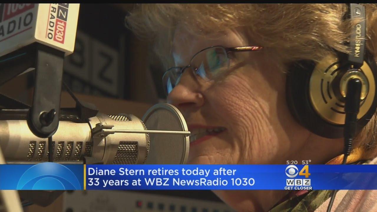 WBZ NewsRadio 1030 Anchor Diane Stern Retires After Decades On Air