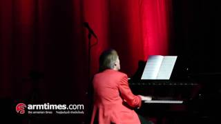 Աշխարհահռչակ ֆրանսիացի երաժիշտ Ռիչարդ Կլայդերմանը 2 րդ անգամ ելույթ ունեցավ Երեւանում
