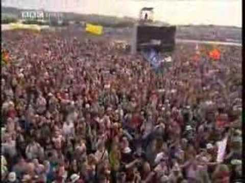 The La's - There She Goes - Glastonbury 2005