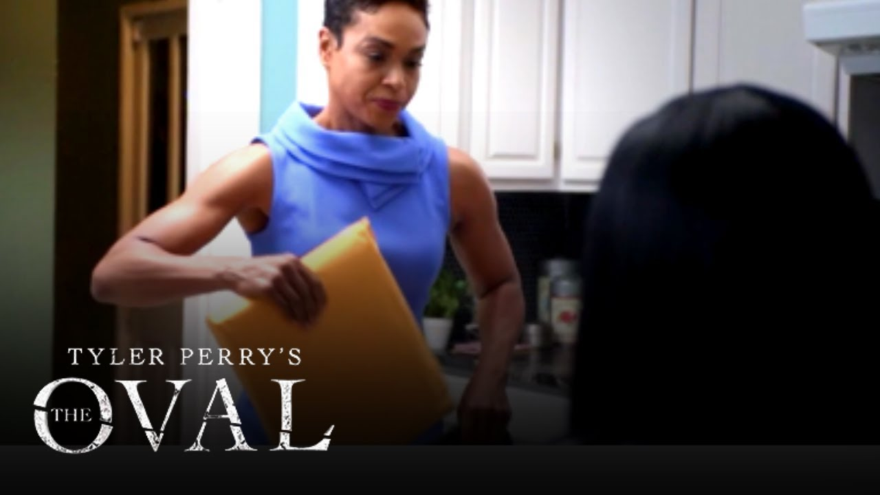 Download What's In the Envelope? |Tyler Perry's The Oval | Season 2  Full Episode 15 Discussion Review