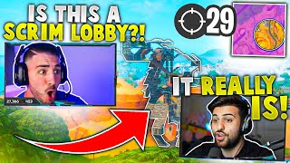 We Accidentally Joined A Squad Scrim And DOMINATED! Ft. SypherPK