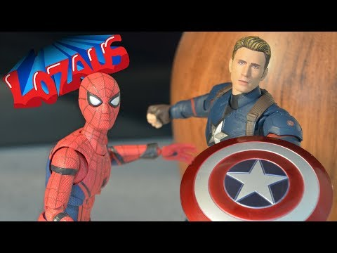 Download Youtube: Spider Man Action Series Episode 2 Trailer