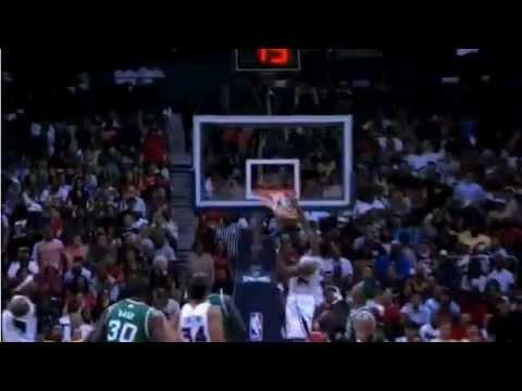 Top 5 Jeff Tegue 2011-2012 NBA Season HD [Atlanta Hawks]