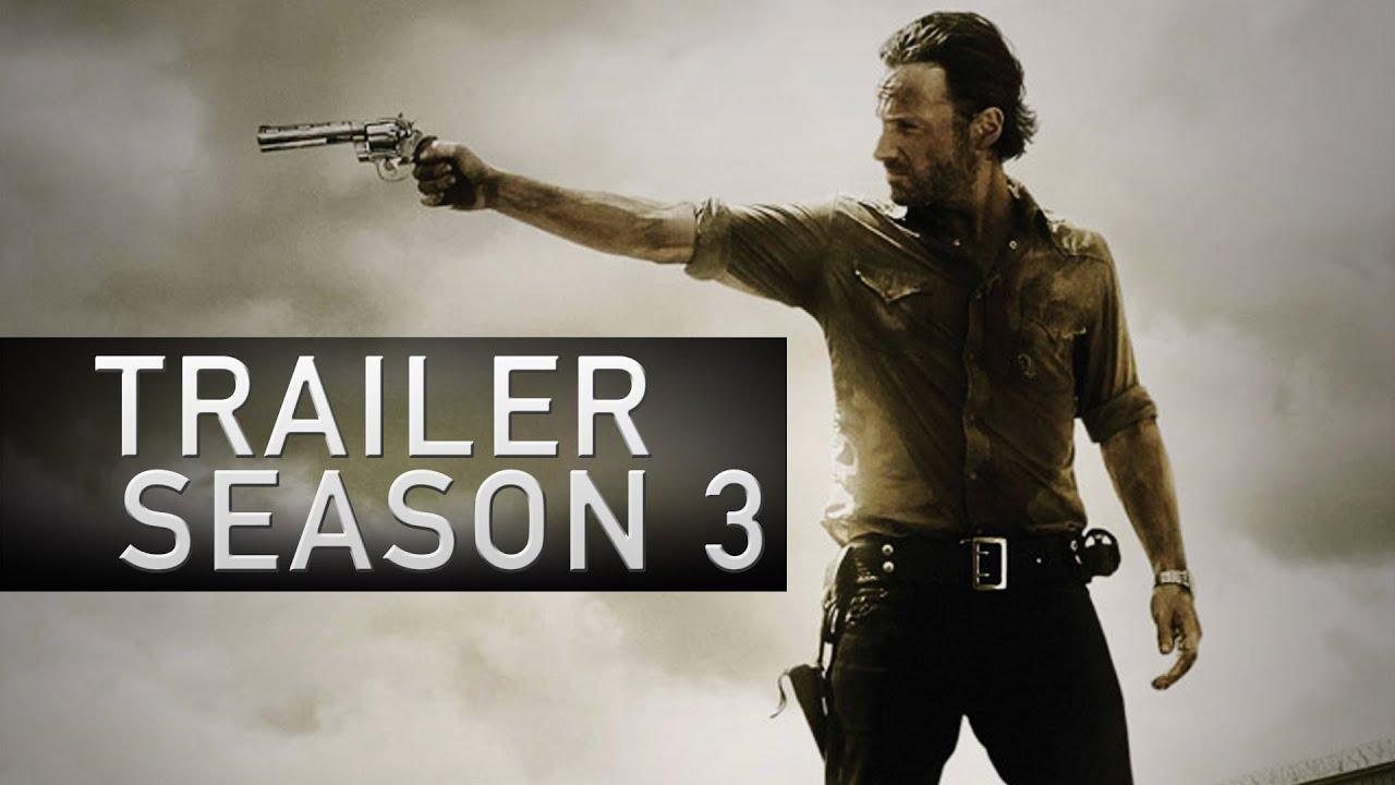 The Walking Dead Trailer (Third Season)