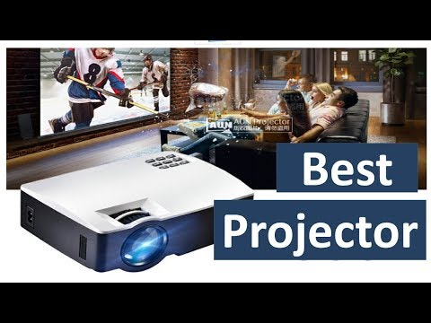 Best Projector | Top 5 Portable Projector for 2018