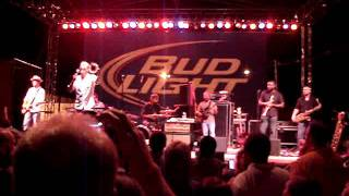 JJ Grey and Mofro - The Sweetest Thing - Johnstown 08-06-2011