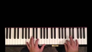 Alicia Keys - De Novo Adagio piano cover and tutorial