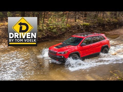 2019 Jeep Cherokee Trailhawk and Limited Review