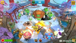 Angry Birds Evolutoin. Mayor Picks Test. 15 lvl.