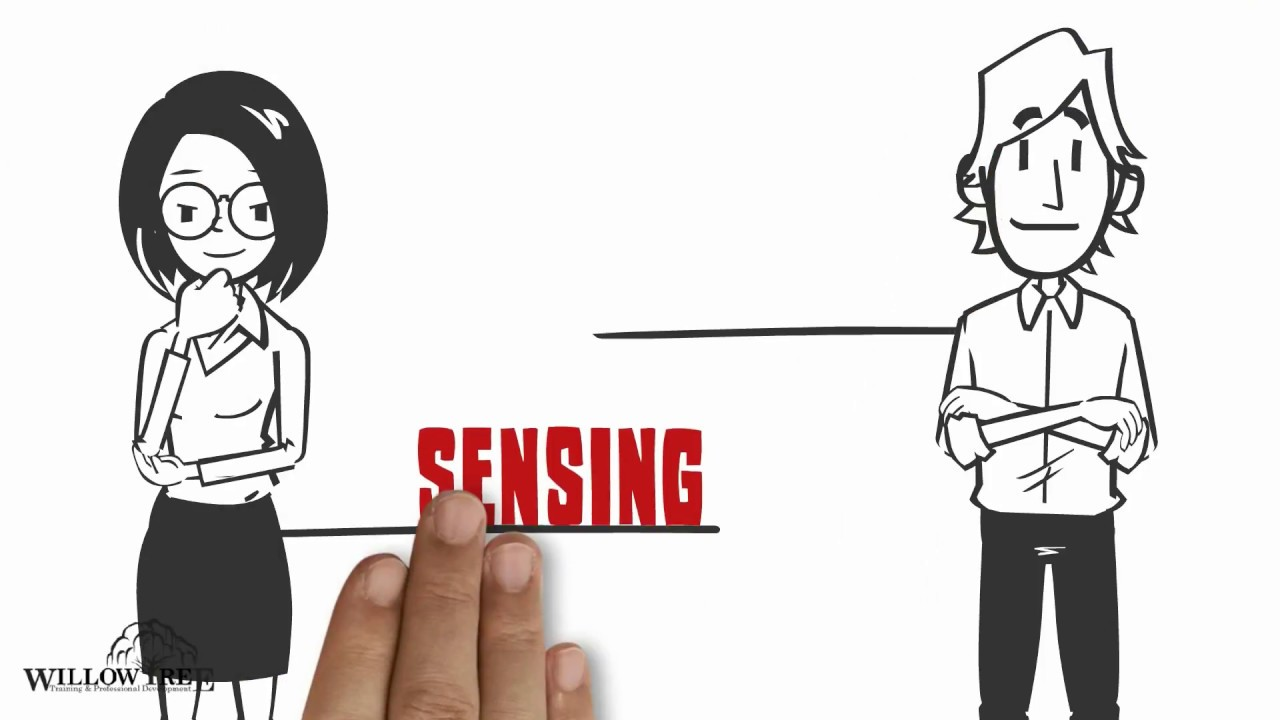 Download What's My Personality: Sensing or Intuition? | 5 Minute MBTI