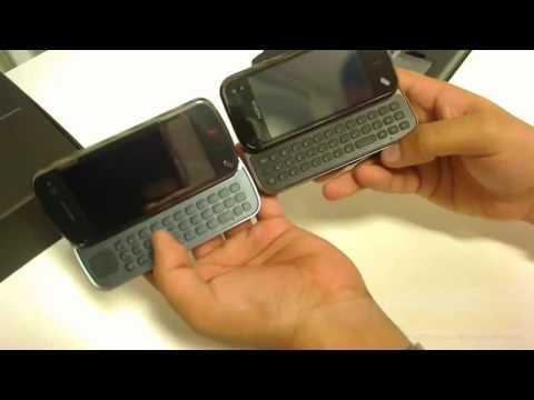 (HD) Review / Vorstellung: Nokia N97 mini 1/3 | BestBoyZ