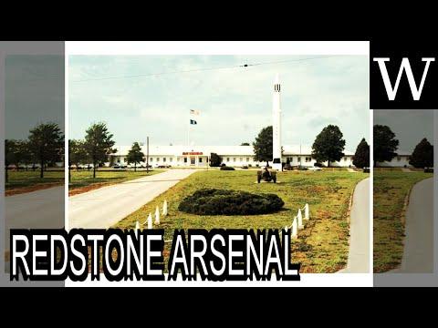 REDSTONE ARSENAL - WikiVidi Documentary