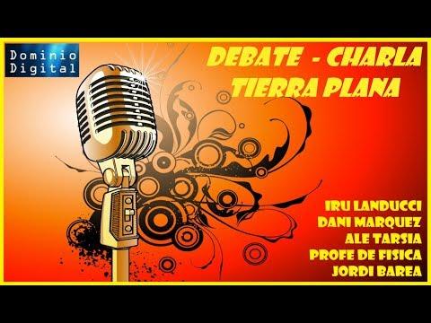 en-directo:-debate---charla-tierra-plana