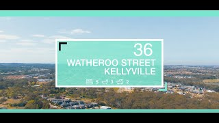 36 Watheroo Street, North Kellyville