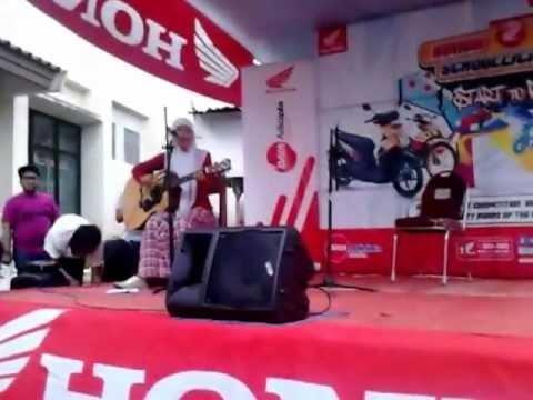 YUI - YOU cover Ajeng Gema Nurul Cahyani