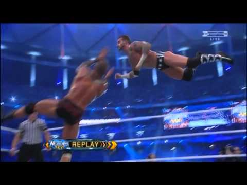 Randy Orton one of the best RKOs.mp4