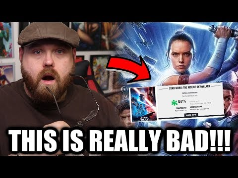 Star Wars: The Rise of Skywalker REVIEWS are AWFUL!!!!