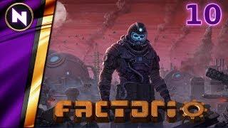 Factorio Space Exploration #10 TRAIN DESIGN