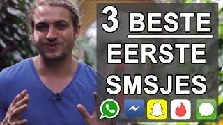 Wat stuur je als eerste SMS je naar je crush? 3 Berichtjes om het Whatsapp gesprek te beginnen