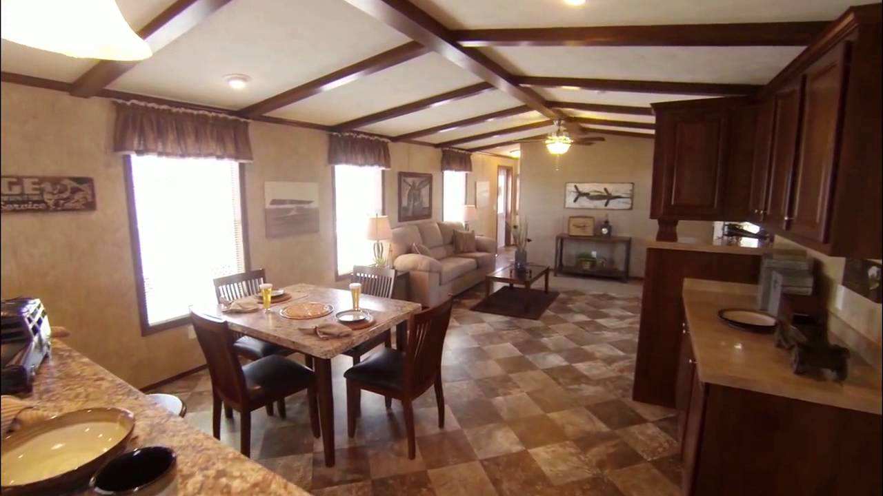 Agl homes titan homes 425 the otsego manufactured home for Renovation exterieur mobil home