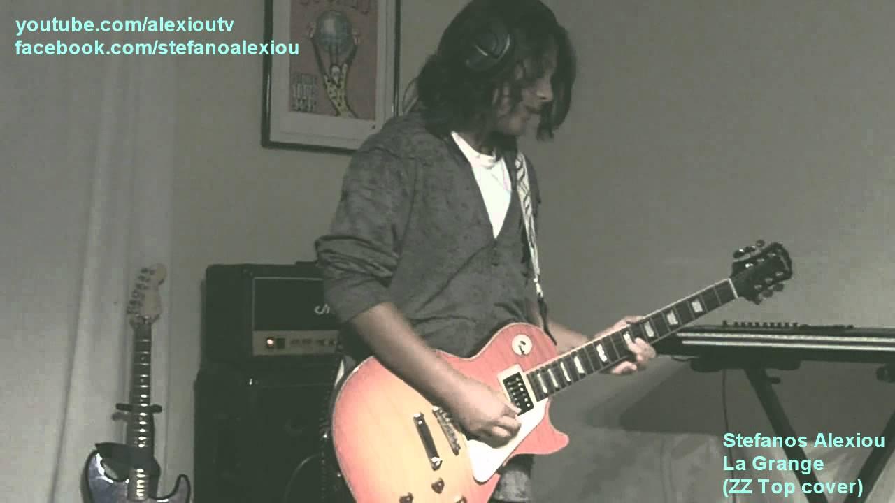 Zz top la grange guitar cover by stefanos alexiou - How to play la grange on acoustic guitar ...