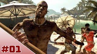 #01 Dead Island PS3: Infestação!