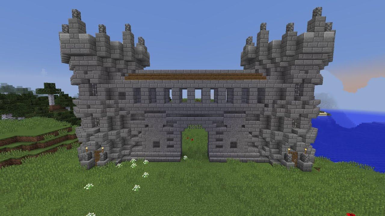 Як знайти в майнкрафт замок