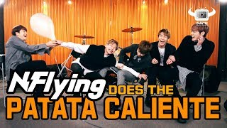Video PATATA CALIENTE QUIZ GAME AND LIVE PERFORMANCE BY N.Flying! download MP3, 3GP, MP4, WEBM, AVI, FLV Juli 2018