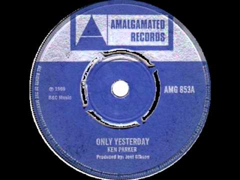 Only Yesterday - Ken Parker