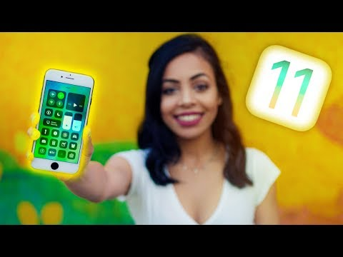 iOS 11 - Top 11 New Features!