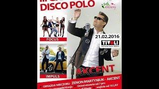 III Gala Disco Polo Dublin  21 luty 2016