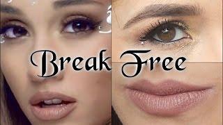 Maquiagem da Ariana Grande (Ariana Grande Make up).