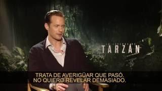 Entrevista a Alexander Skarsgard por La Leyenda de Tarzán