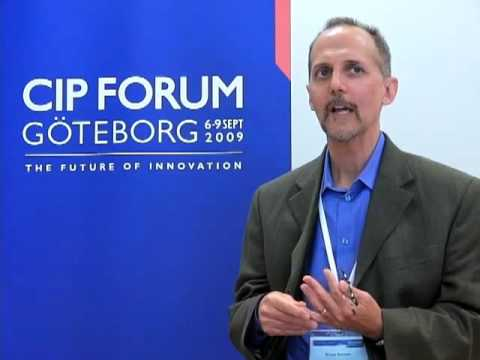 Bruce Berman at CIP Forum 2009