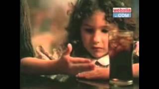 Pepsi Commercials (Hallie Eisenberg)