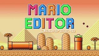 Mario Editor • Levels of April '18 (51 Levels)