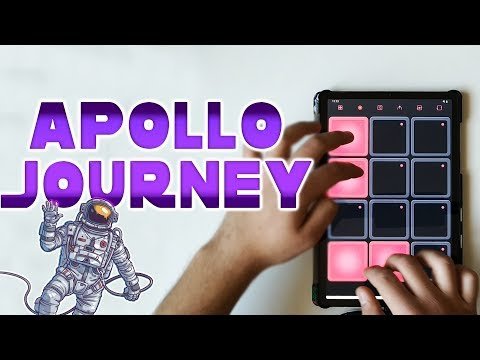 SIM ART - Apollo Journey (Dubstep Drum Pads Guru)