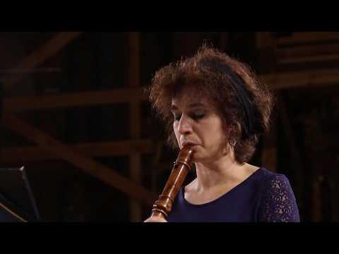 Bach: Concerto in A Minor BWV 593 (Allegro) | Corina Marti, Joanna Boślak-Górniok