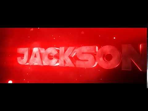 3D интро для Jackson (бесплатно за лайк и подписку)