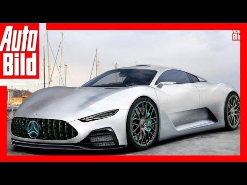 Mercedes AMG Project One - Der Hypersportwagen (2019) Erste Details/Erklärung