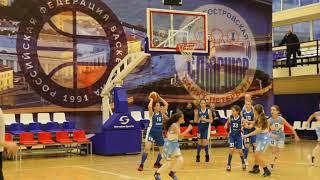 Баскетбол девочки 2006г.р. игра 21.11.17