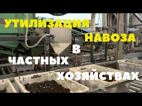 Как заработать на навозе/Бизнес на червях и биогумусе/Дендробена/Переработка навоза