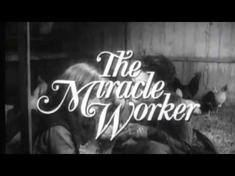 Trailer do filme O Milagre de Anne Sullivan