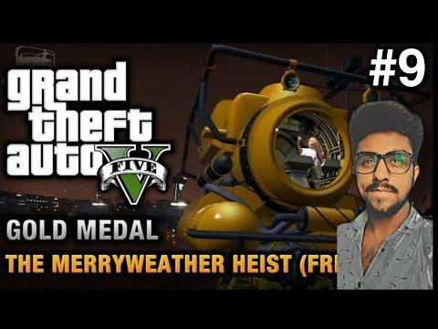 Merryweather heist gta v best option